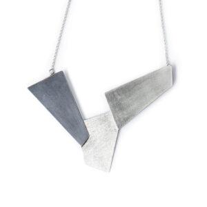 ALE. Naszyjnik FLY (FL/N -556- AG), srebro