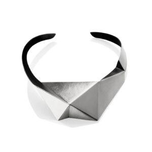 ALE. Naszyjnik ORIGAMI (O/N -100- AG), srebro