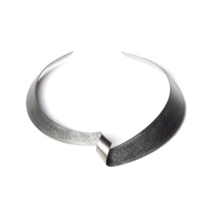 ALE. SERPENTINES necklace (S/N -220- S), stainless steel