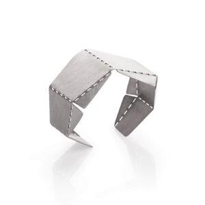 ALE. TRANS-FORM-ERS Bracelet (T/B -618- S), stainless steel