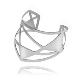 ALE. AIR bracelet (A/B -4- S polished), stainless steel