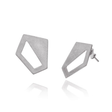 ALE. AIR earrings (A/K -5- AG), silver