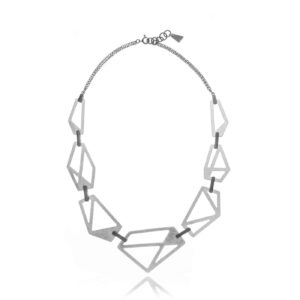 ALE. AIR necklace (A/N -2- S), stainless steel