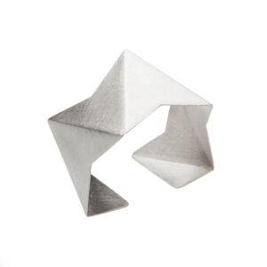 ALE. Bransoleta ORIGAMI (OK/B -115- AG), srebro