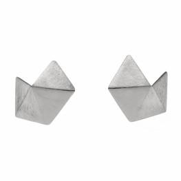 ALE. Kolczyki ORIGAMI (OK/K -116- AG), srebro