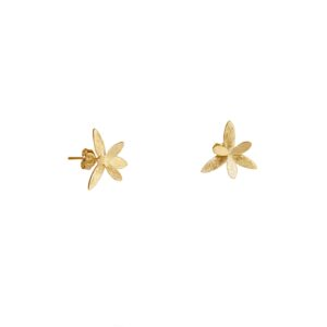 ALE. NEROLI earrings (N/K -15- AG/AU), gold-plated silver